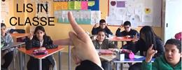 LIS IN CLASSE